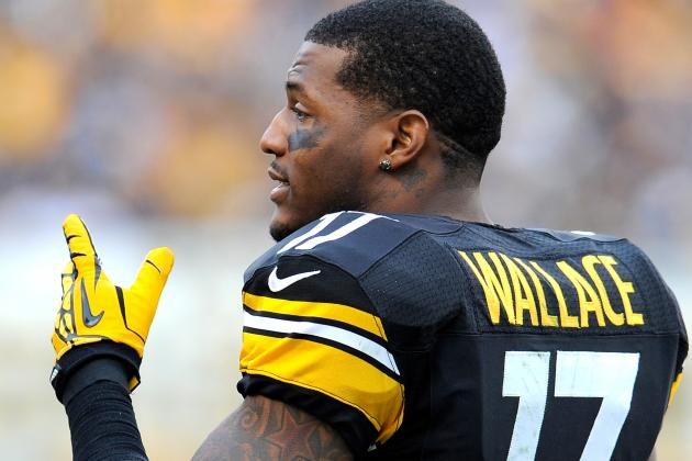 Mike Wallace Rumors: Latest on the Steelers, Dolphins, Browns and More