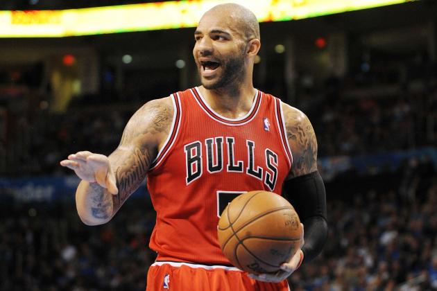 Carlos Boozer Just as Critical as Derrick Rose for Chicago Bulls' Playoff Hopes