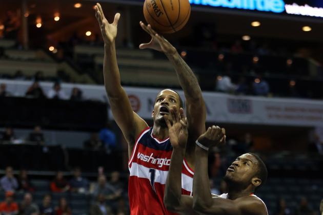 NBA Gamecast: Bobcats vs. Wizards