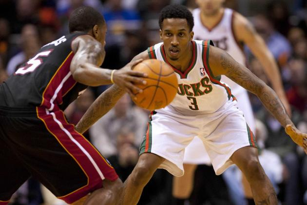 Brandon Jennings Would Be Fine with Facing Heat in First Round