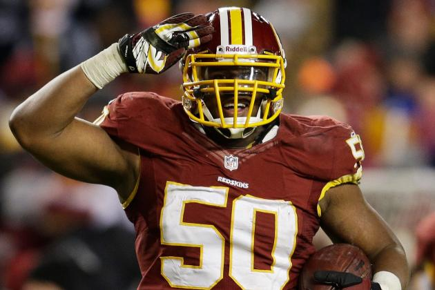 Rob Jackson, Redskins Reach Agreement in Principle on One-Year Deal