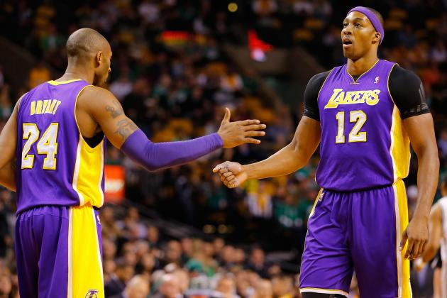 Dwight Howard inspired by Kobe Bryant's dedication