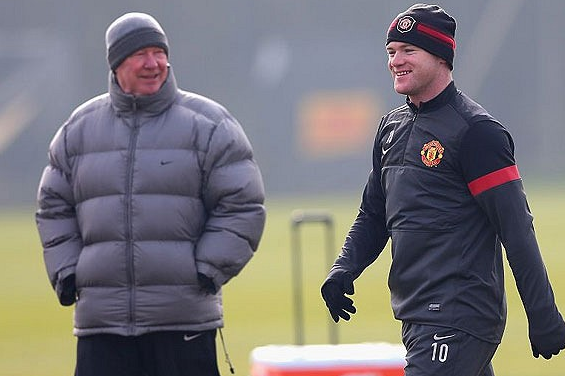 Ferguson Promises to Offer Wayne Rooney a New Contract