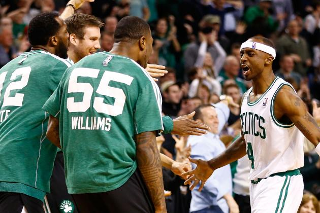 Celtics Bench Continues to Save Season