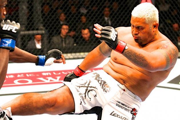 UFC 160: Mark Hunt Rallies for Shot at Junior dos Santos
