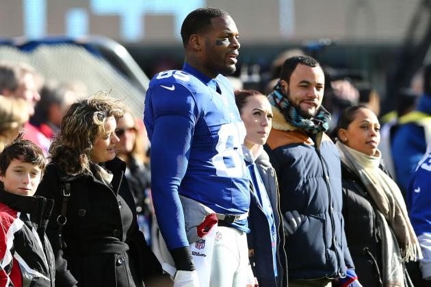 Martellus Bennett Still in New York Giants' Plans?