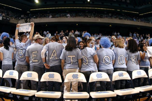 ESPN Gamecast: Duke vs North Carolina