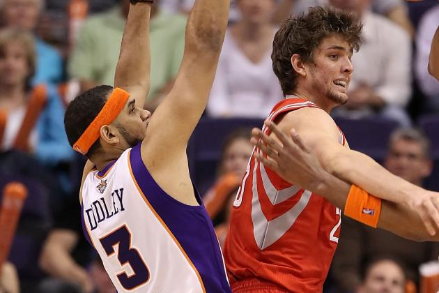 NBA Gamecast: Rockets vs. Suns