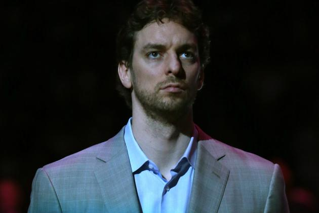 Lakers News: Pinpointing Potential Return Date for Pau Gasol