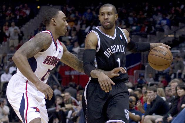 Three Straight Big Wins: Nets 93, Hawks 80 (Game Grades) - The Brooklyn Game