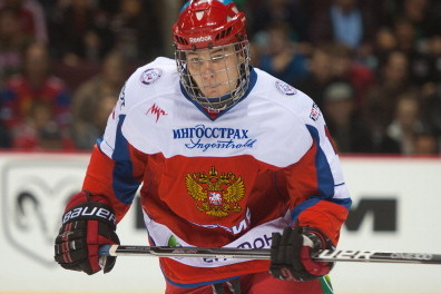 Getting to Know 2013 NHL Draft Prospect Valeri Nichushkin
