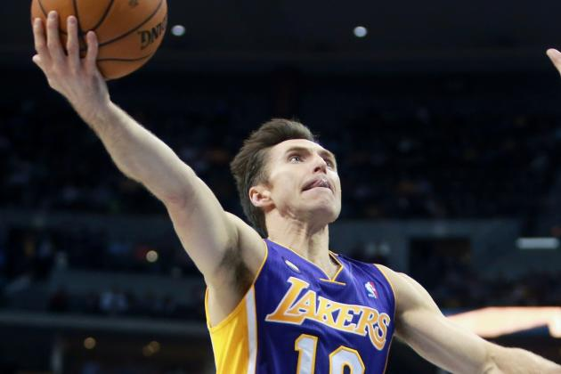 Breaking Down How Steve Nash's New Role Has Transformed LA Lakers Offense