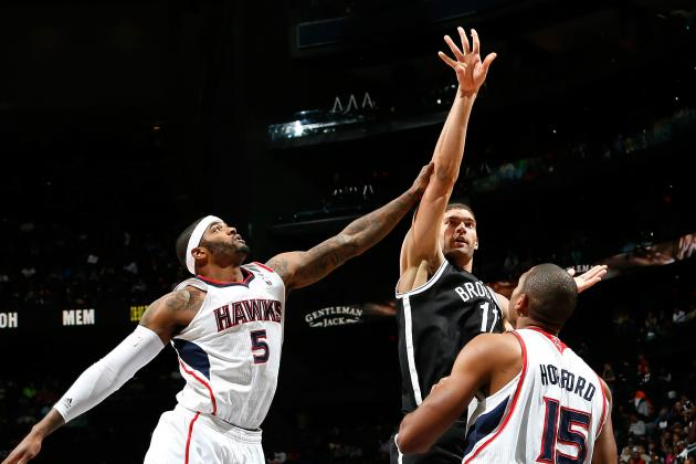 Nets Cruise Past Stumbling Hawks