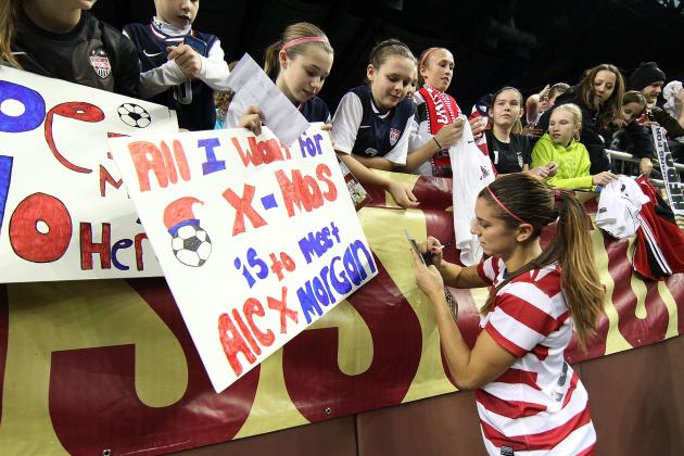 Algarve Cup 2013: Power Ranking Biggest Threats for USWNT After Strong Start