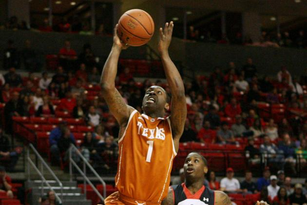 McClellan Scores Career-High 27 Points in Texas' Overtime Win over Texas Tech