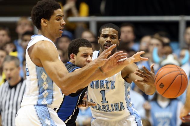 UNC Basketball: Time for Tar Heels to Hit Panic Button After Big Loss to Duke