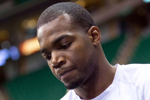 Utah Jazz: Millsap Misses Game with Inflamed Right Knee