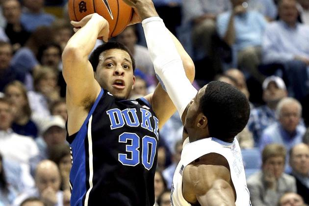 Duke vs. UNC: No. 1 Overall Seed in NCAA Tournament Is Blue Devils' to Lose