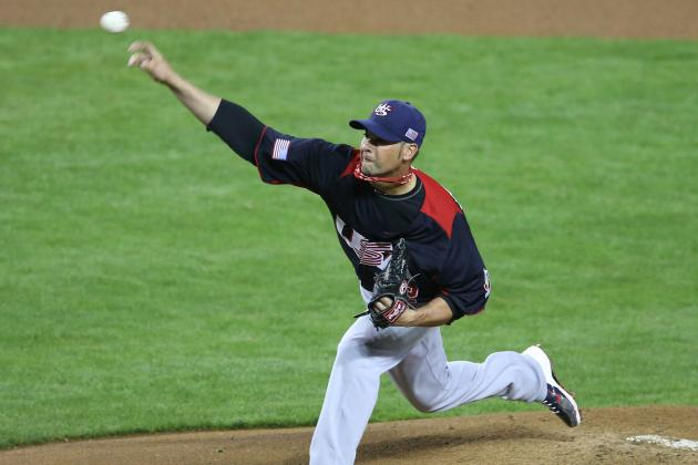 Ryan Vogelsong a Winner in Critical Game at World Baseball Classic