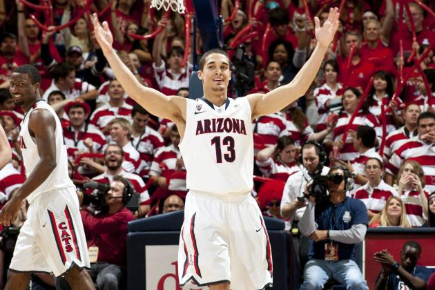 Nick Johnson Leads Arizona Basketball over ASU