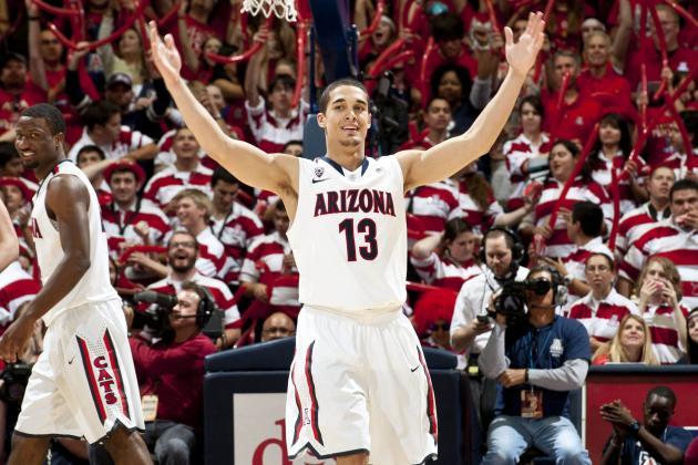 Nick Johnson Leads Arizona Basketball over ASU
