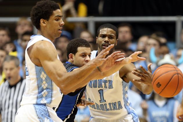 Duke Defense Freezes UNC Shooters