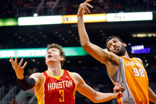 Phoenix Suns Spoil James Harden's Homecoming in Win over Houston Rockets