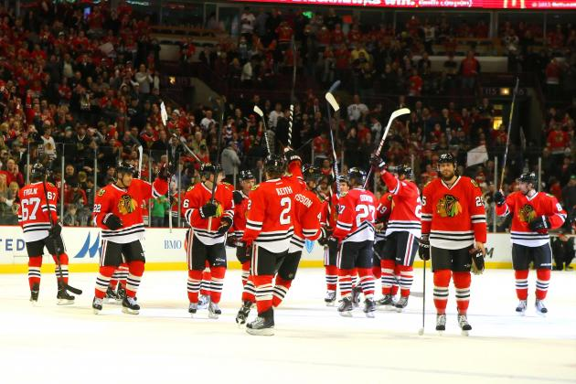 Thoughts on the Chicago Blackhawks' 30-Game Run and Multi-Season Streaks