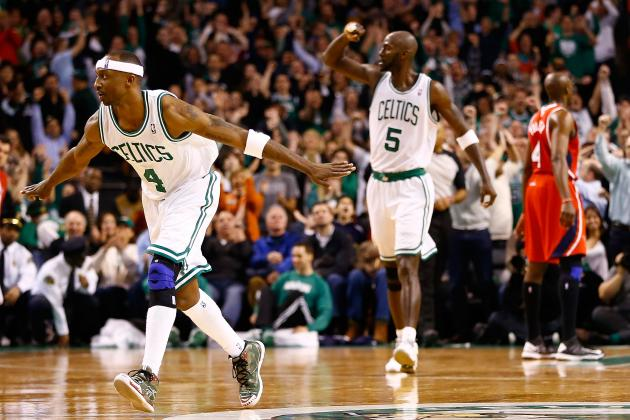 Timeline of Boston Celtics' Most Defining Moments of 2012-13 Season