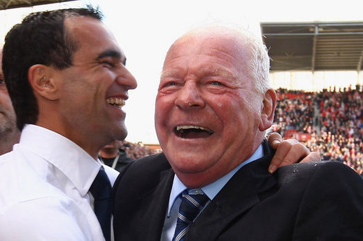 Wigan Chairman Dave Whelan Is Resigned to Losing Manager Roberto Martinez