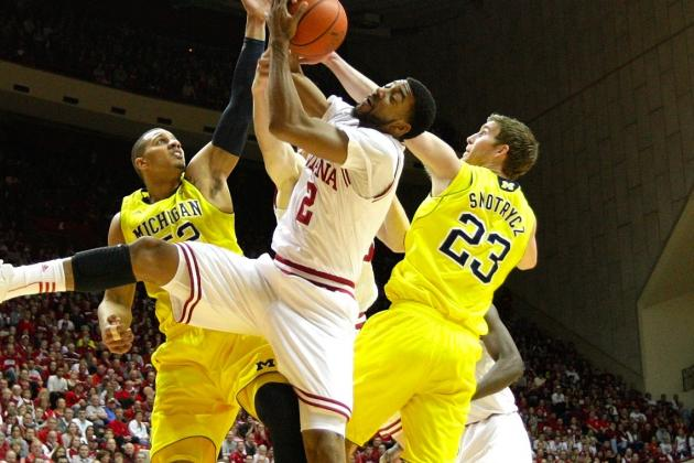 Indiana Hoosiers vs. Michigan Wolverines: Who Has Most to Lose in B1G Showdown?