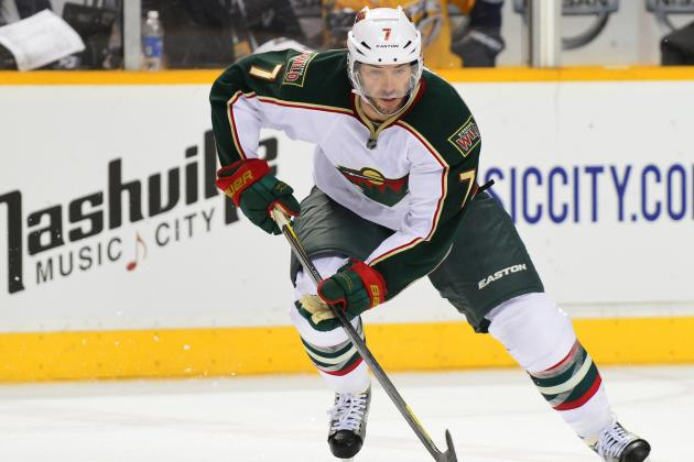 Wild Defeats Predators 2-1 on Cullen's Shootout Goal