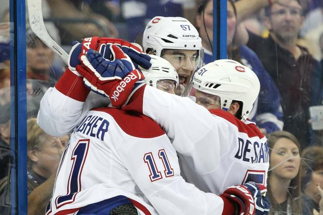 Montreal Canadiens vs. Tampa Bay Lightning: Recap