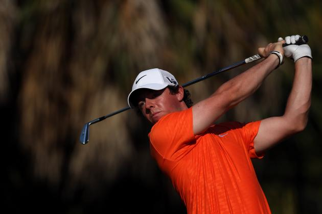 Rory McIlroy and Yani Tseng Feeling Pressure of Being No. 1