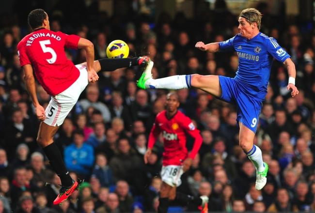 Manchester United 2-2 Chelsea, FA Cup
