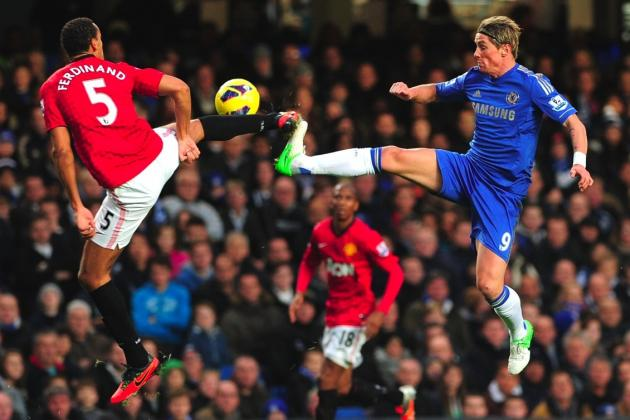 Manchester United 2-2 Chelsea: FA Cup as It Happened