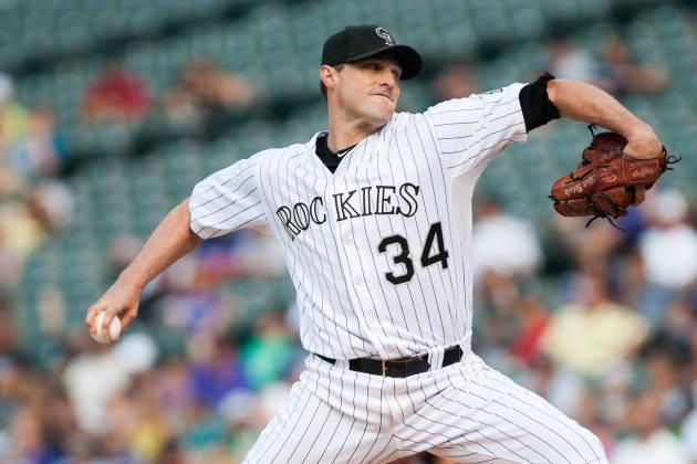 Rockies Count on Steady Reliever Matt Belisle as Bullpen Workhorse