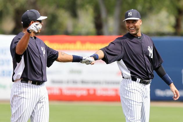 Derek Jeter Will Begin Playing Shortstop This Week