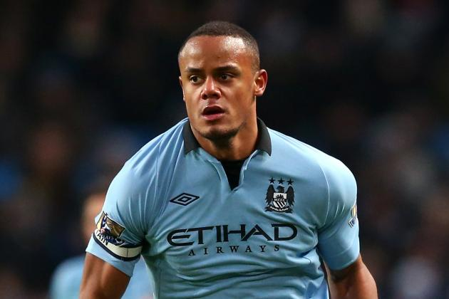 Barca Add Kompany to List of Targets