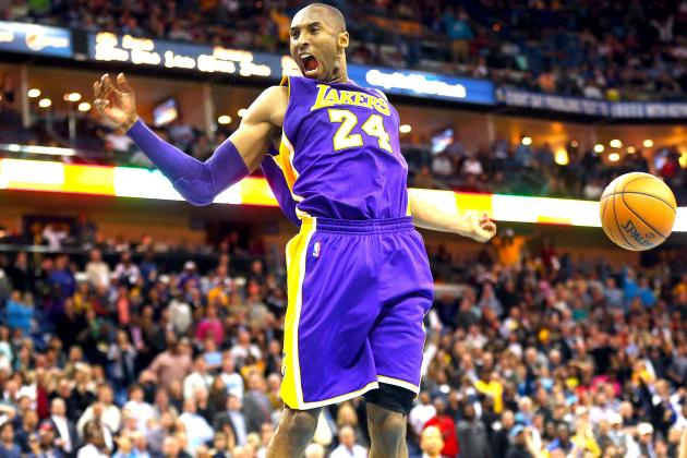 Timeline of the Many Phases of Kobe Bryant's Season