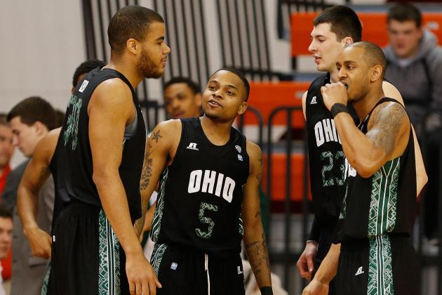 Bench Ignites Ohio Comeback, Earn MAC Regular Season Title on Senior Day