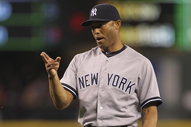 How Long Will Mariano Rivera Sit Atop the All-Time Career Saves List?