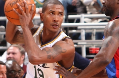 Jazz Waive Veteran Guard Raja Bell