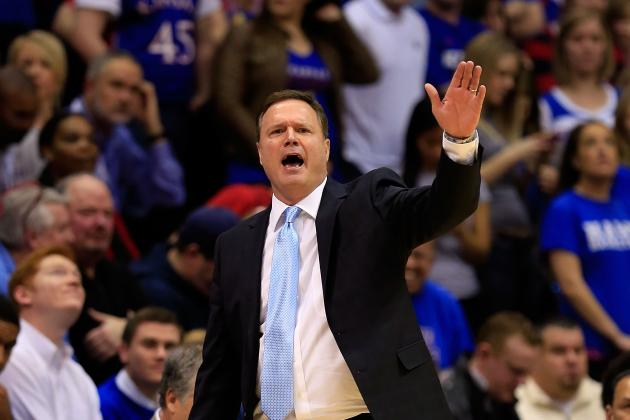 Kansas Loses Badly to Baylor, but a Reminder: Bill Self Is Unreal