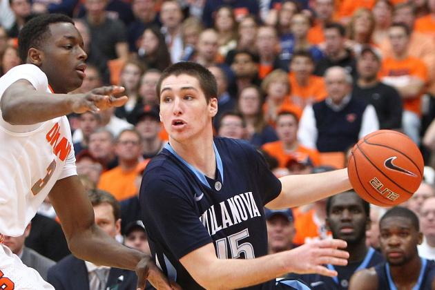 'Nova's Arcidiacono Named to Big East All-Rookie Team