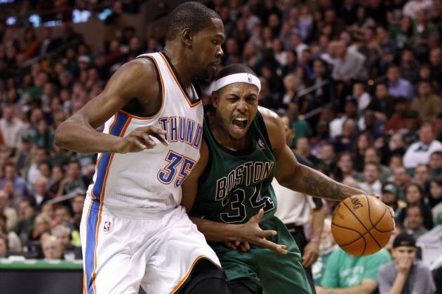 Thunder Beat Celtics 91-79
