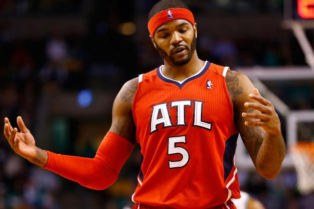 Josh Smith Discusses the Nets, Free Agency, Difficulties of Playing in Atlanta