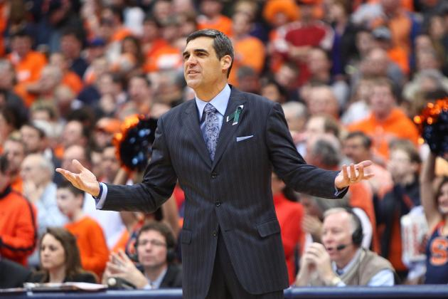 Jay Wright, Villanova Back to 'Core Values'