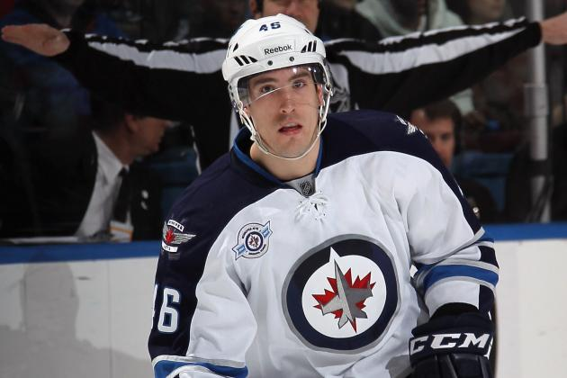 Blue Jackets Acquire RW Spencer Machacek from Jets in Exchange for Kubalik