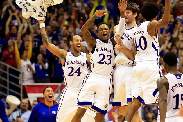 Big 12 Tournament 2013 Bracket: Seeds, Odds, Matchups and More
